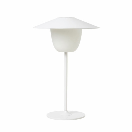 Draagbare LED lamp Wit - klein