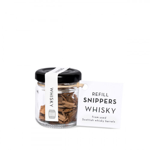 Snippers - Navulling Whisky