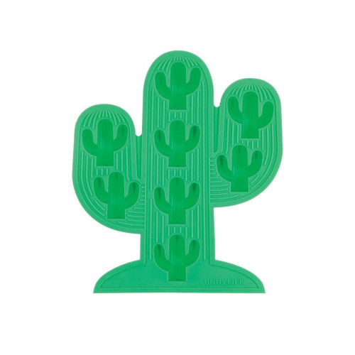 Cactus Ice Trays Green & Or.